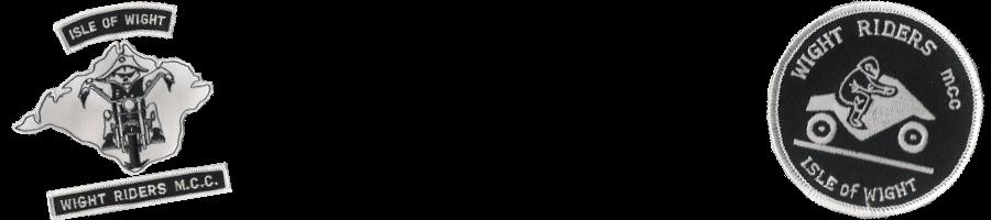 The Wight Rider Logo